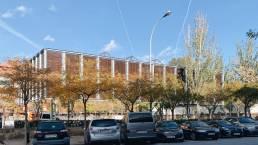 GRUP MANSER, Pèrgola Cementiri Vell, El Prat de Llobregat